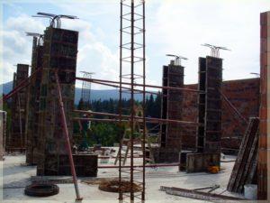 konstrukcje naplanie budowy