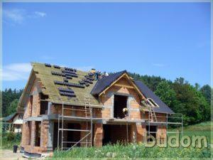 prace konstrukcyjne nadachu budynku wStaniszewie