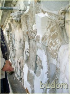 renowacja płaskorzeźb