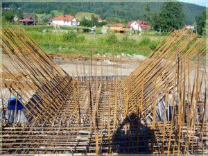 konstrukcje wspornicze domu nagłowie