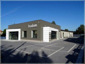 budom - siedziba firmy