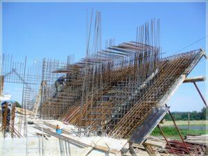 wzmocniona konstrukcja domu nagłowie