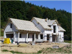 prace konstrukcyjne nadachu nowego budynku