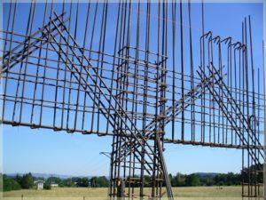 metalowe konstrukcje wspornicze izbrojeniowe