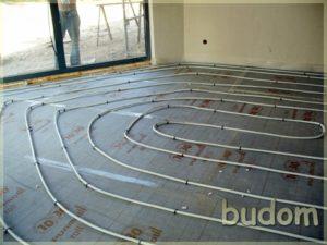 montaz instalacji grzewczej wpodłodze