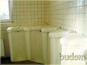 łazienka przedrenowacją
