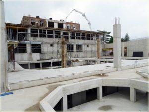 etap budowy