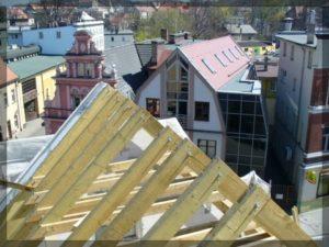 elementy wsporne dachu