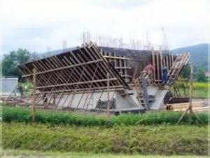 konstrukcja parteru domu nagłowie