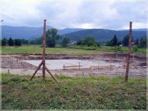 plac budowy domu nagłowie