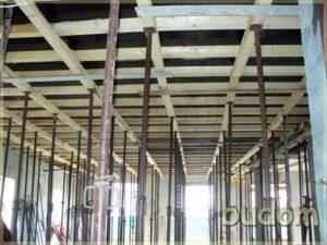 konstrukcje wspornicze stropu