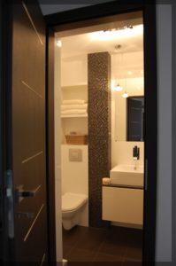wystój nowoczesnej łazienki