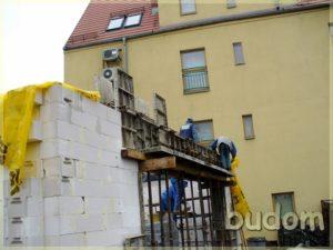 materiały budowlane naplacu budowy